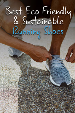 best eco friendly & sustainable running shoes