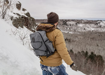 Duluth Pack eco friendly backpack
