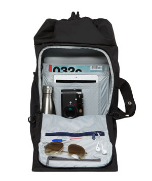 Pinqponq eco friendly backpack