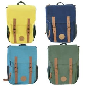 Onyx & Green eco friendly backpack