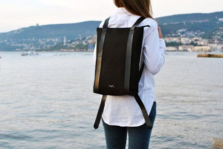 InconnuLAB eco friendly backpacks