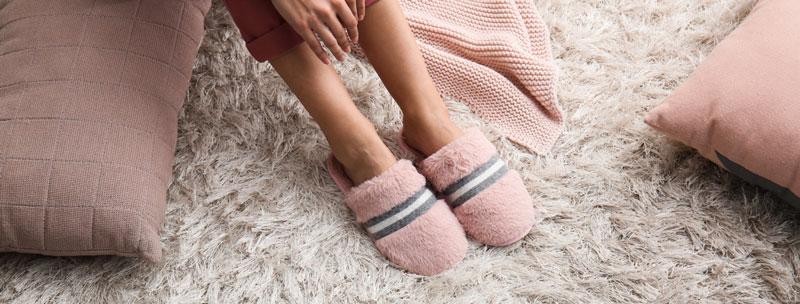 best vegan slippers