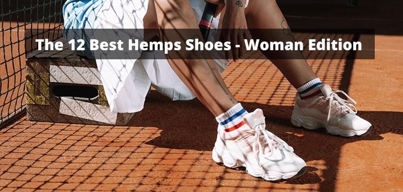 The 12 Best Women's Hemp Shoes
