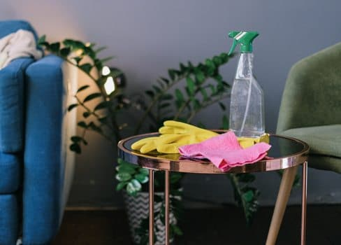 2.Use a Mild Detergent for Spot Cleaning